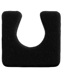 ForPro Sole Toe Separators Black 144-Count