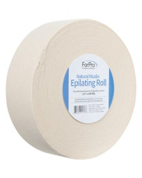 ForPro Natural Muslin Epilating Roll 2.5