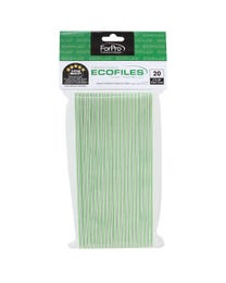 ForPro ECOFILES Green 100/180 Grit 20-Count