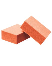 ForPro Mini Buffing Block Orange 100/180 Grit 24-Count