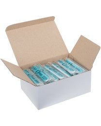 O-Files Mini Foam Board 220/320 Grit Blue 100-Count