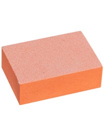 ForPro Basics Orange/White Mini Block Buffer 100/180 Grit 1500-Count