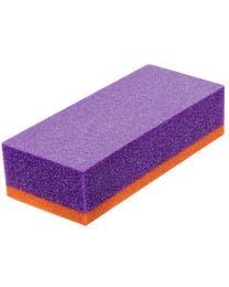 Expert Sanding Block, 80 Grit Purple/100 Grit Orange, 500-Count