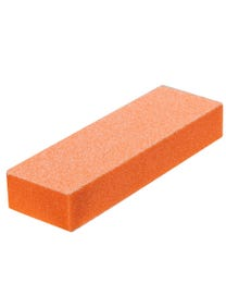 Slim Sanding Block Orange 100/180 Grit 40-Count