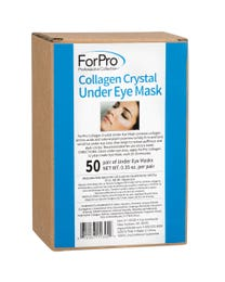 ForPro Collagen Crystal Under Eye Mask 50-Count