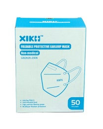 KN95 Mask  50-Count, FDA Approved