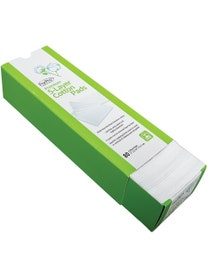 ForPro Premium 5-Layer 100% Cotton Cotton Pads, 80 Count