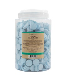 Ginger Lily Farms Botanicals Pedicure Spa Tablets Ocean 500-Count