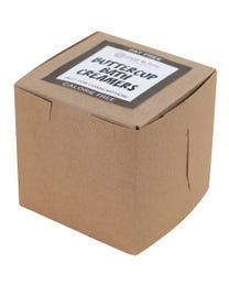 Buttercup Bath Creamers To Go Box 12-ct.
