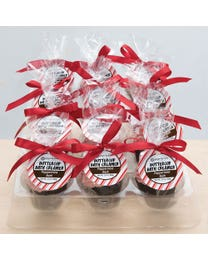 Buttercup Bath Creamers Peppermint Bark 2.8 oz.