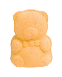 Ginger Lily Farms Botanicals Bubbles Fizzy Bears Orange, for Kids, 1.7 Ounces Each, 6-Count