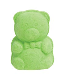 Ginger Lily Farms Botanicals Bubbles Fizzy Bears Green Apple 6-Count