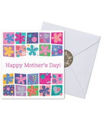 Ginger Lily Farms Botanicals Kudos! Mother's Day Star, Spinning Bath Bomb and Greeting Card