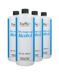 70% Alcohol 32 Ounce, Pack of 4