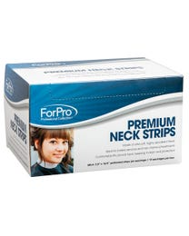 ForPro Premium Neck Strips 720-Count (Pack of 12 – 60 Neck Strips)