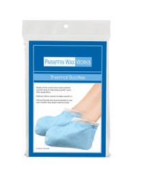 Paraffin Wax Works Thermal Booties One-Pair