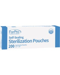 ForPro Self-Sealing Sterilization Pouches 200-Count
