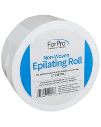 "ForPro Non-Woven Epilating Roll 3"" x 55 Yds."