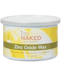 Too Naked Zinc Oxide Wax 14 Ounces