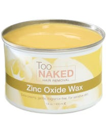 Too Naked Zinc Oxide Wax 14 Ounces