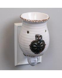 Antique Jardineire Ceramic Plug-In Wax Melter & Essential Oil Diffuser