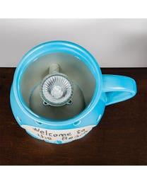 Summer Cabin Ceramic Halogen Wax Melter