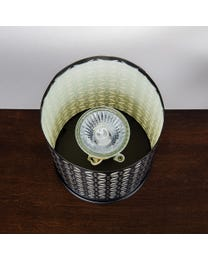 Serenade Metal Halogen Wax Melter
