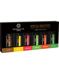 Special Selection Essential Oil Kit