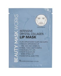 Beauty Mask Works Intensive Crystal Collagen Lip Mask 5-Count