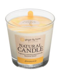 Ginger Lily Farms Botanicals Natural Candle Dreamsicle
