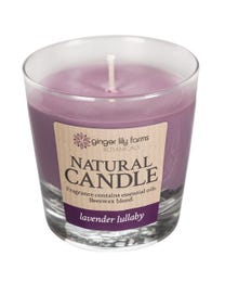 Ginger Lily Farms Botanicals Natural Candle Lavender Lullaby