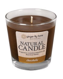 Ginger Lily Farms Botanicals Natural Candle Chocoholic