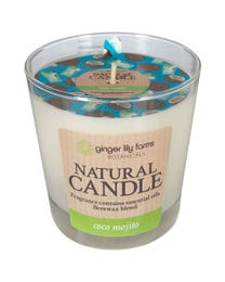 Ginger Lily Farms Botanicals Natural Candle Coco Mojito