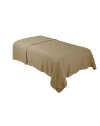 ForPro Polar Fleece Massage Blanket Camel