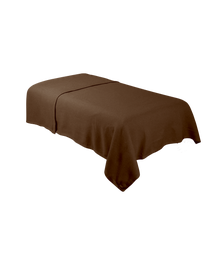 ForPro Polar Fleece Massage Blanket Chocolate