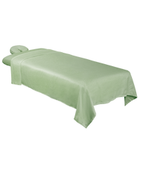 Premium Microfiber 3-Piece Massage Sheet Set Sage