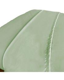 Premium Microfiber Massage Flat Sheet Sage