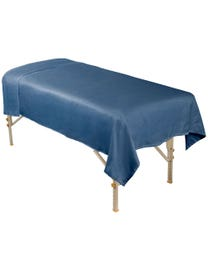 Premium Microfiber Massage Flat Sheet Ocean Blue