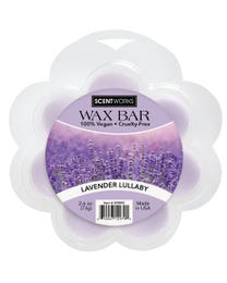 Lavender Lullaby Wax Bar 2.6 Ounces