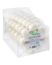 Paraffin Wax Works EcoTherapy Hand & Body Wax Melts Fragrance-Free 2.6 Ounces
