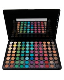 Bebeautiful Professional 88-Color Matte Eyeshadow Palette