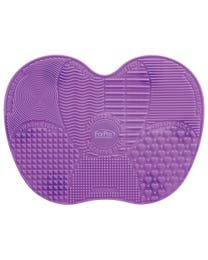 """ForPro Silicone Makeup Brush Cleaning Mat 9"""" W x 6.7"""" H"""