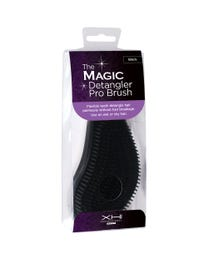 The Magic Detangler Pro Brush Black