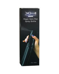 XHI Professional Works Magic Aero Mist Spray Bottle Black 10 Ounces