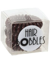 ForPro Hair Bobbles Hot Chocolate 3-Count