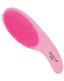 XHI Professional Works The Magic Detangler Pro Brush Two-Tone Pink