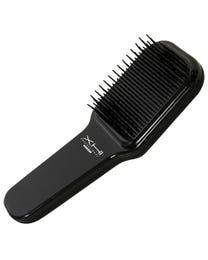 The Magic Ergo Detangler Pro Brush Black