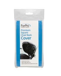 ForPro Premium Square Chair Back Cover