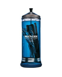 ForPro Multi-Cide Tall Disinfecting Jar 37 Ounces