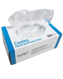 ForPro Cozies Hand and Foot Liners 500-Count
